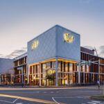 Cinema Zwolle White Glazed Brick Blanco B-4L | Ronald Auee Fotografie | Design: dok architecten